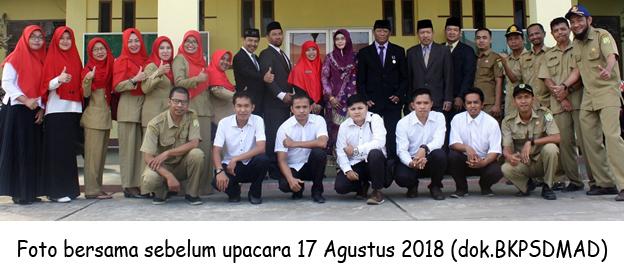 PROKLAMASI 17 AGUSTUS 2018
