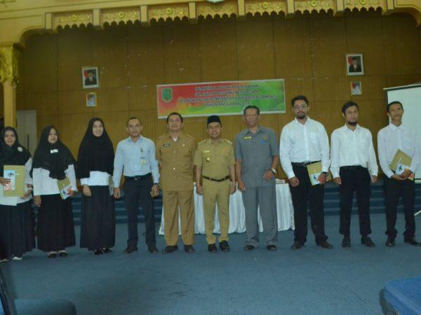 Pembekalan Calon Pegawai Negeri Sipil di Lingkungan Pemerintah Kabupaten Sambas Formasi Tahun 2018