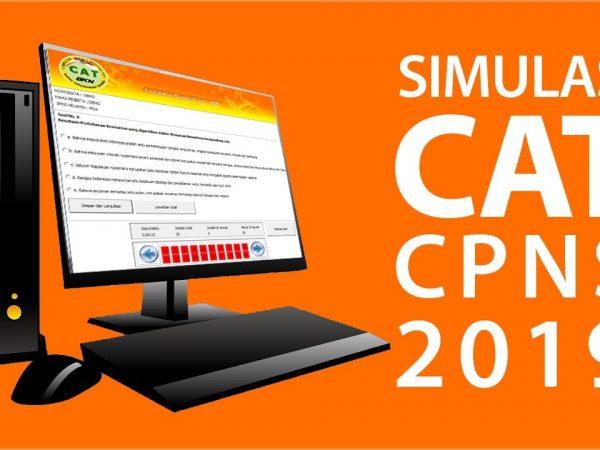 Pengumuman Daftar Peserta Simulasi Computer Assisted Test (CAT) CPNS Di Lingkungan Pemerintah Kabupaten Sambas