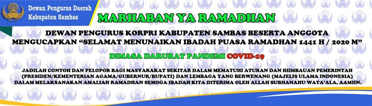 Ramadhan Korpri sambas