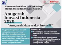 Anugerah Inovasi Indonesia 2020