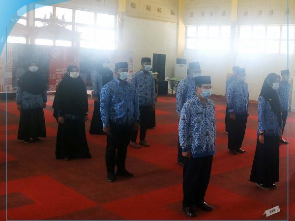 Pelantikan dan Pengambilan Sumpah/Janji Jabatan Fungsional di Lingkungan Pemerintah Kabupaten Sambas